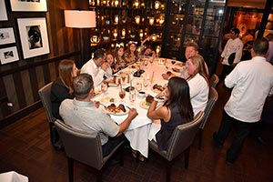 Ann and Robert H. Lurie Children's Hospital of Chicago Event at Steak 48