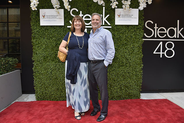 Ronald McDonald House Charities' Chicagoland Event at Steak 48 155