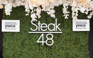 YWCA Metropolitan Chicago Event at Steak 48 63