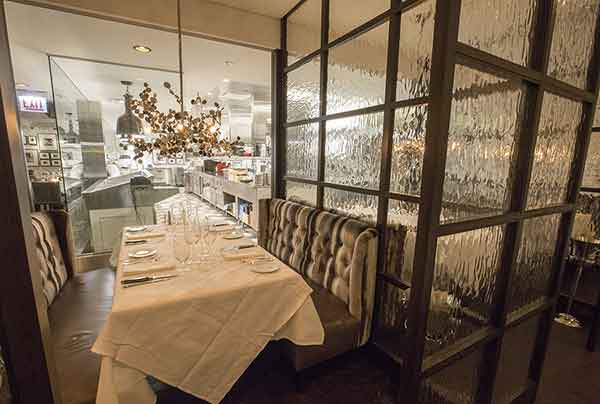 event venues chicago steak 48 semi-private dining room