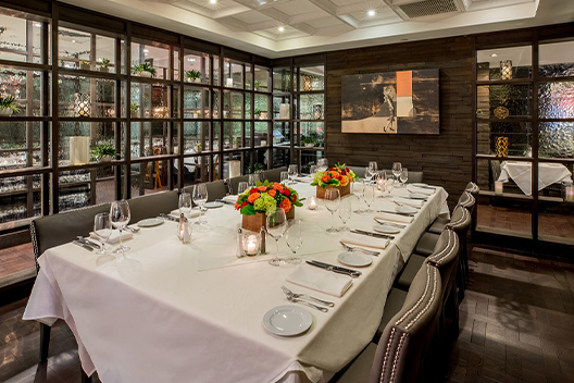 Chef's Dining Room