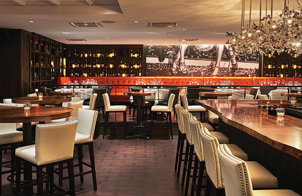 private dining options charlotte